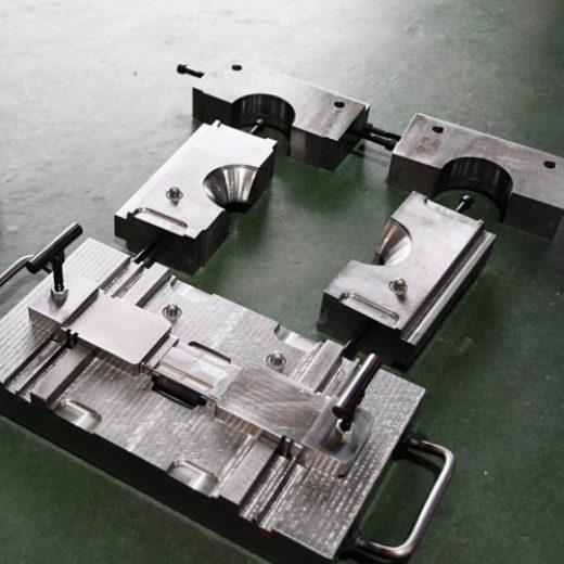 自動車用防振ゴム 試作金型6