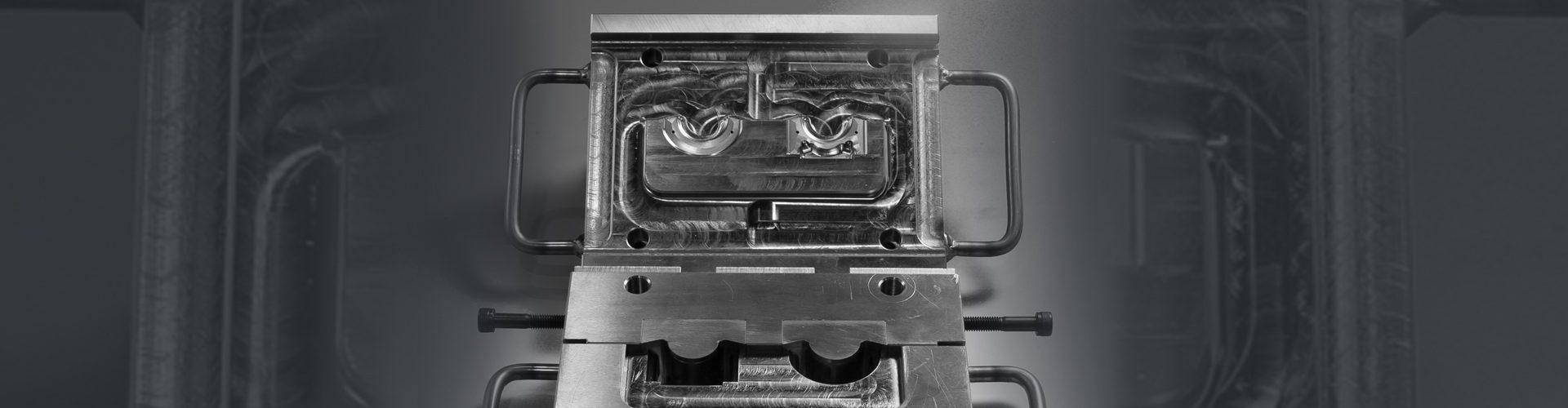 自動車用防振ゴム 試作金型2