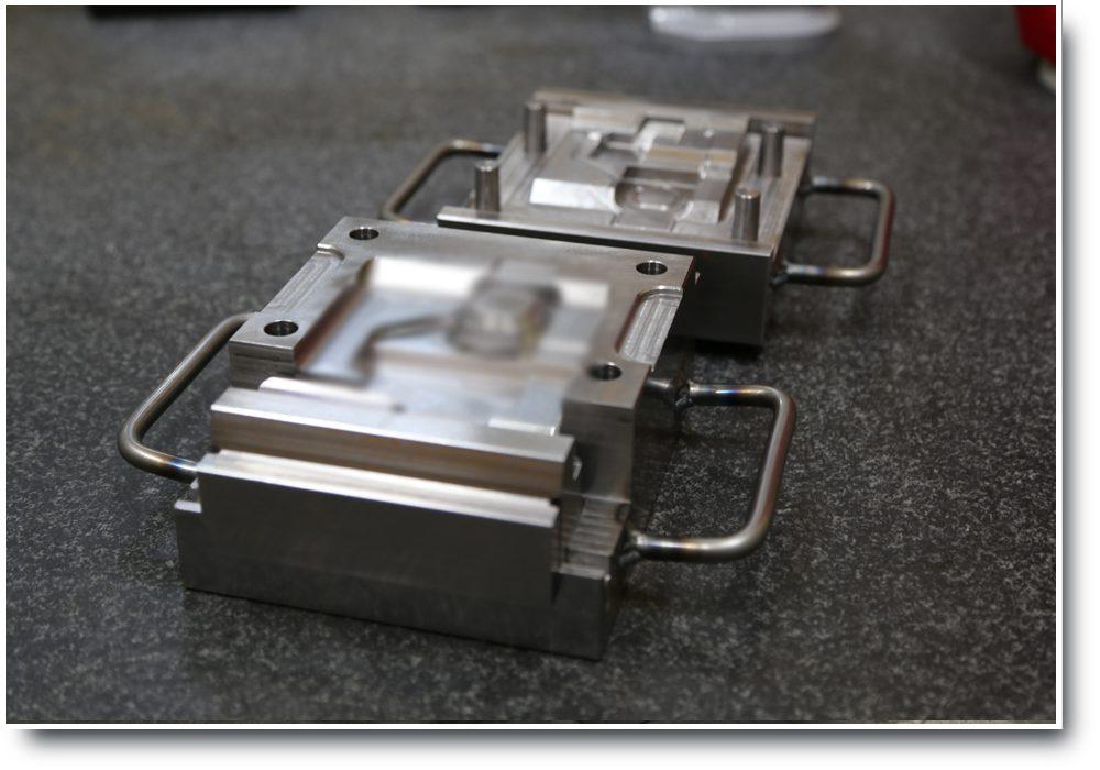 自動車用防振ゴム 試作金型5