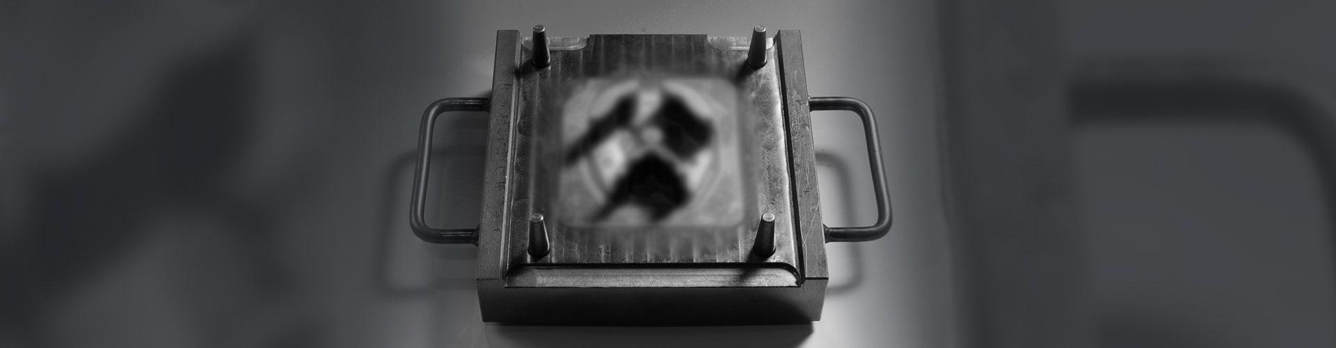 自動車用防振ゴム 試作金型1